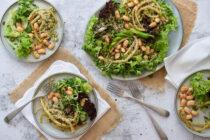 Salata sa mahunarkama i mungo klicama